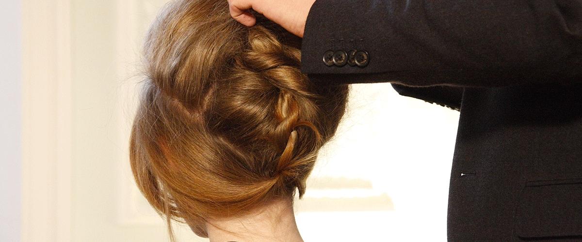 Des idées de coiffure pour le réveillon
